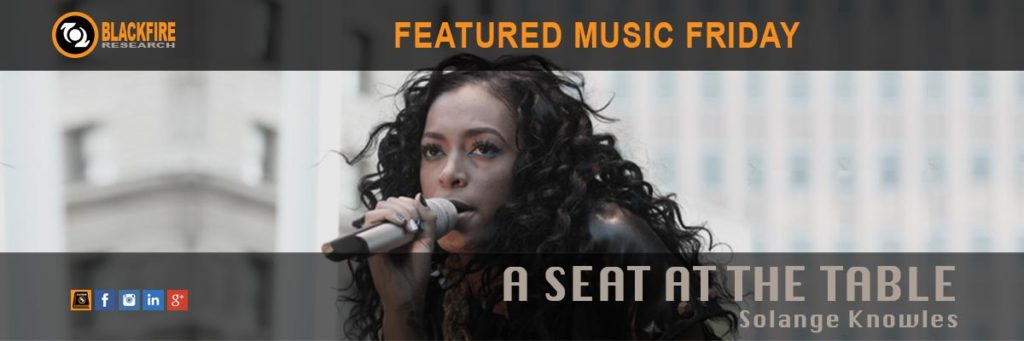 """Music Review: Solange, """"A Seat at the Table"""""""