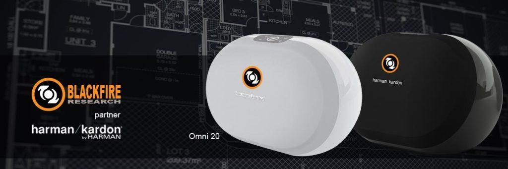 Powered by Blackfire: The Harman/Kardon Omni 20 Wireless Speaker
