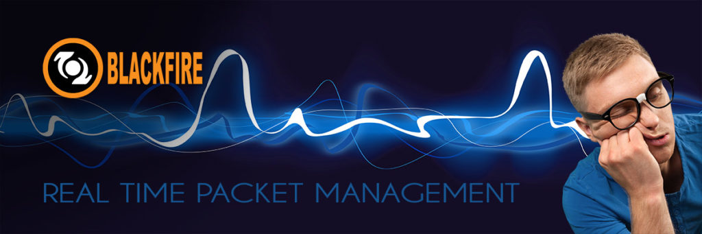 How Blackfire's Real-Time Packet Management Keeps Your Music Together