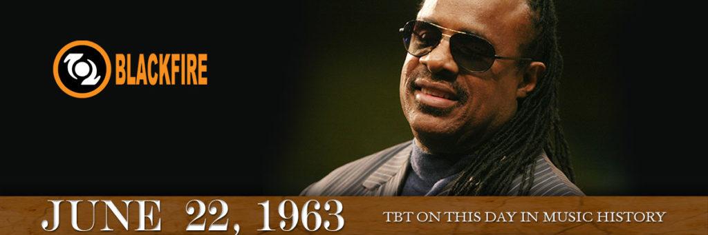 Throwback Thursday: Little Stevie Wonder