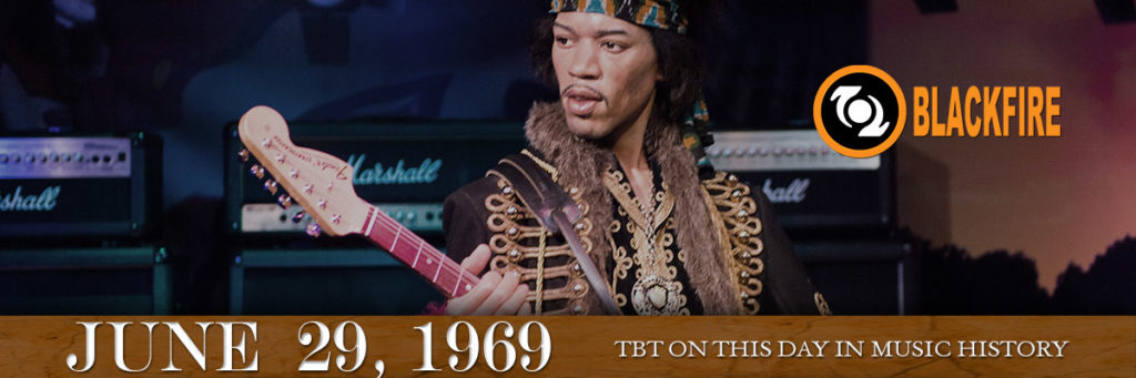 Throwback Thursday: The Final Performance of The Jimi Hendrix Experience