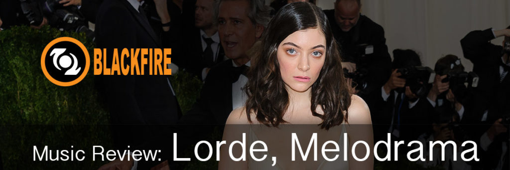 """Music Review: Lorde, """"Melodrama"""""""