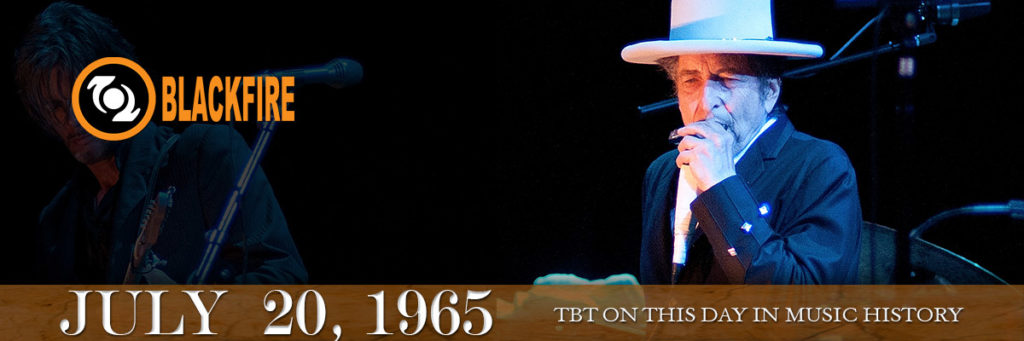 """Throwback Thursday: Bob Dylan, """"Like a Rolling Stone"""""""