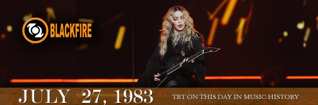 Throwback Thursday: Madonna Releases Her Debut Album