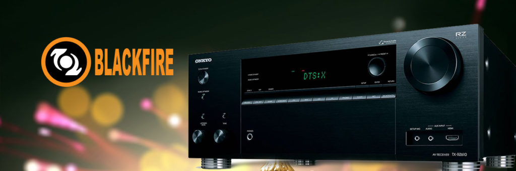 """Onkyo TX-RZ610 with FireConnect named """"Top Pick"""": Sound & Vision"""