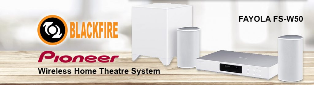 Pioneer Fayola FS-W50 Wireless Home Theatre System Review