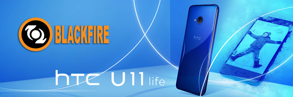Powered by Blackfire: the HTC U11 Life and the HTC U11+